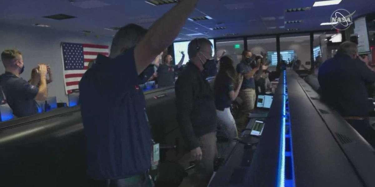 VERIFICADO: El video que se dice que es del Rover Mars Perseverance, se vuelve viral pero ES FALSO.