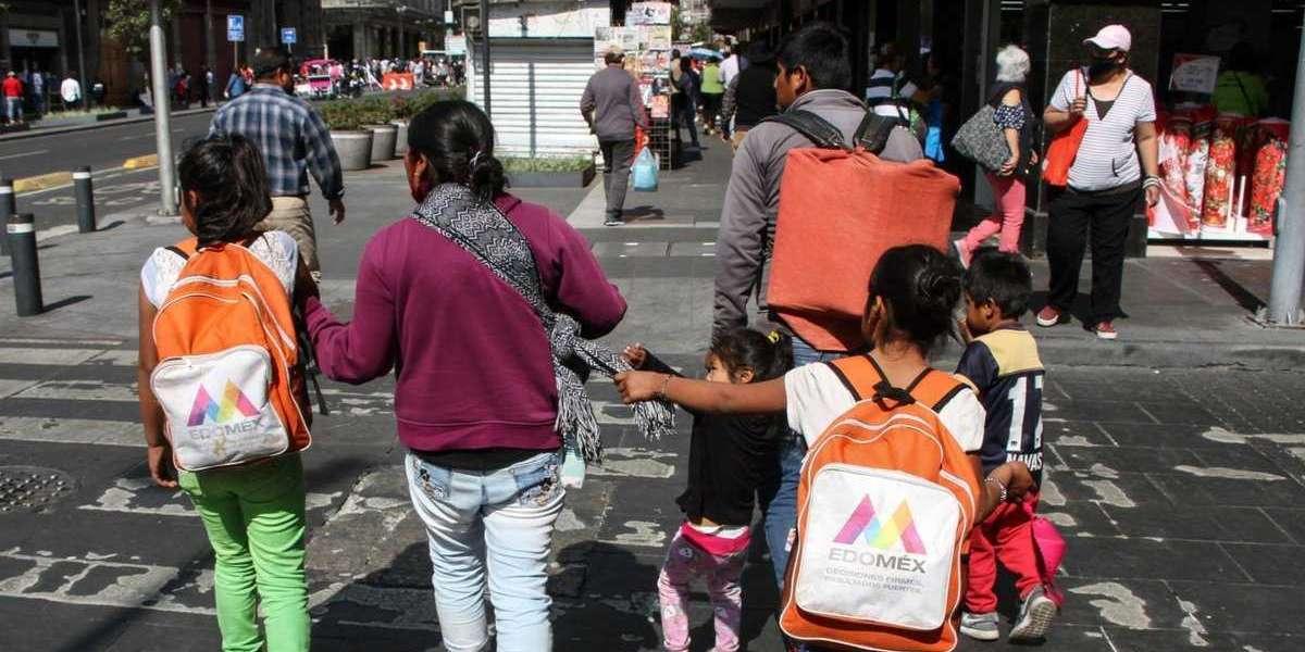 El programa: De Apoyo para el Bienestar de las Niñas y Niños, Hijos de Madres Trabajadoras; Gobierno de AMLO y MORENA