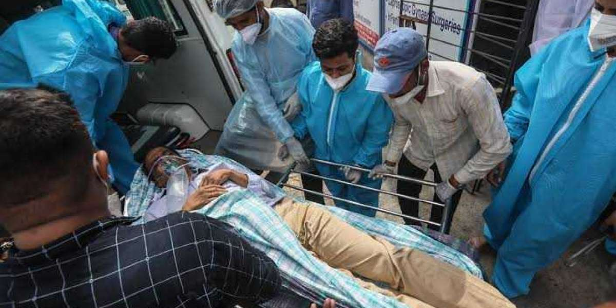 La nueva pandemia del 'hongo negro' está devastando a los habitantes de la India.