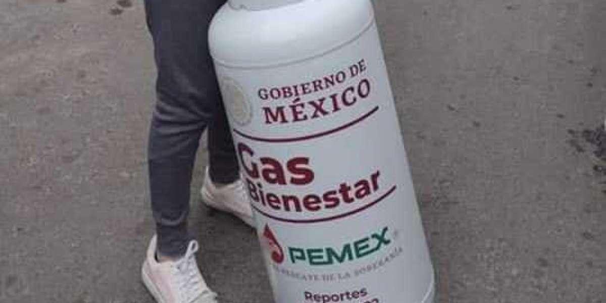 El Gas del Bienestar ya está circulando en la CDMX a muy buen precio.